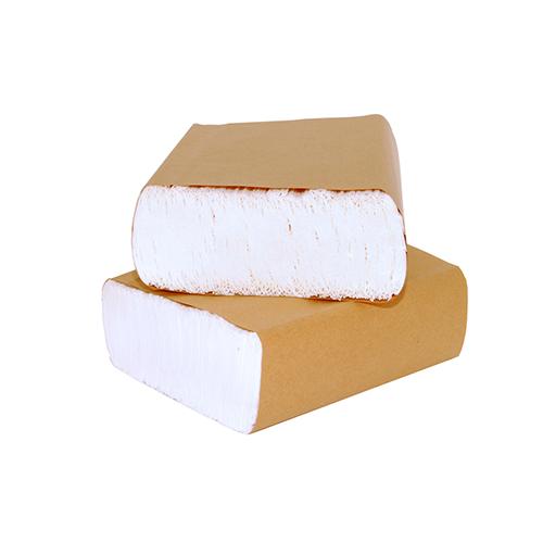 Toallas Intercaladas Blancas 19 x 24 cm