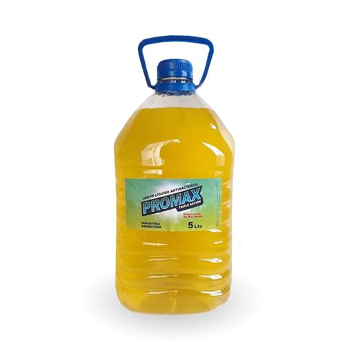 Jabón Líquido Antibacterial x 5 Lts