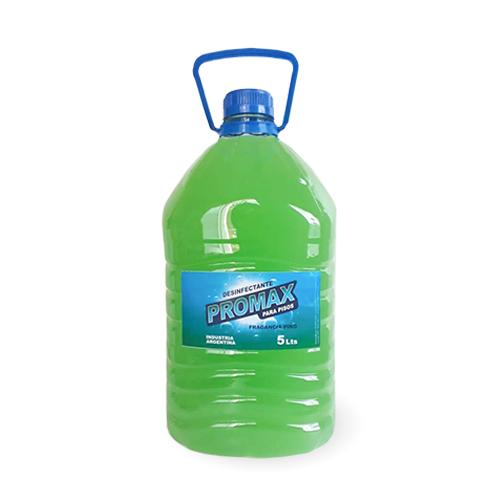 Desinfectante p/pisos Pino x 5 Lts