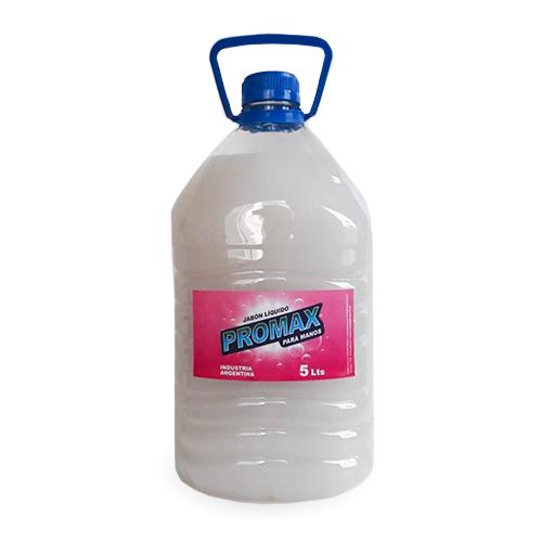 Jabón Liquido de manos x 5 Lts